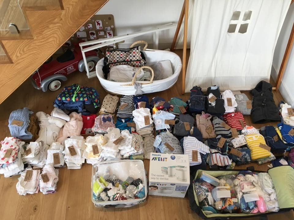 Baby Bank donations helping Bristol families