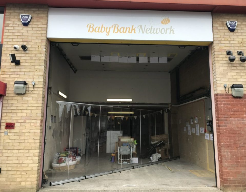 Baby Bank Network warehouse, Fishponds, Bristol